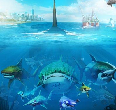 《饥饿鲨:世界》介绍