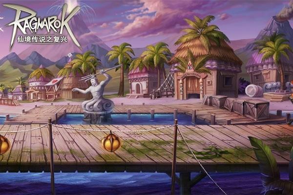 """""""怎么去克魔岛啊?""""这样熟悉的话语你还记得么,曾几何时,克魔岛上的勇士们现今还在何方,如今一直在找寻的克魔岛已是我们勇士们必驻的营地啦~而且画风还如此清新,还不快约上你的亲爱的来仙境传说RO:复兴的克魔岛度个蜜月吧。 看了三期营地场景的专题,有没有对我们的游戏多了一份期待呢,这将是一个你熟悉而又陌生的事情,它埋葬着你的青春,也提供给你无限可能的未来。仙境传说RO:复兴 我们不见不散哟~"""