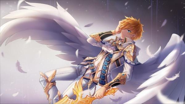 光明之神—巴德尔图片